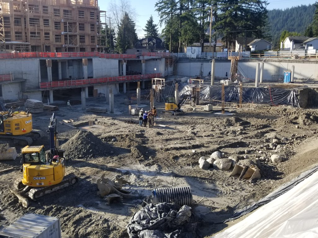 The Oaks by Strand - Phase 2 Excavation and Shoring